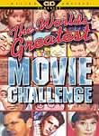 World&#039;s Greatest Movie Challenge