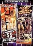 Women Behind Bars Double Feature: Women of the SS Special Section / Escape from Women's Prison