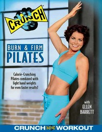 Crunch: Burn and Firm Pilates