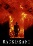 Backdraft (1991) Box Art