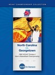 1982 NCAA Division I: Men's Basketball National Championship: North Carolina vs. Georgetown