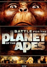 Rent Battle for the Planet of the Apes on DVD