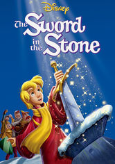 Rent The Sword in the Stone on DVD