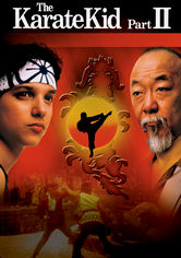 Rent The Karate Kid Part II on DVD