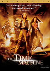 Rent The Time Machine on DVD