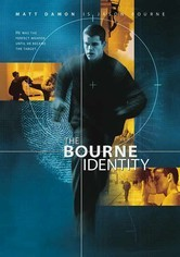 Rent The Bourne Identity on DVD