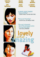Rent Lovely & Amazing on DVD