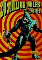 Rent 20 Million Miles to Earth on DVD