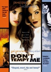 Rent Don't Tempt Me on DVD