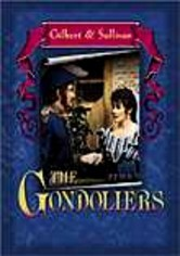 Rent Gilbert and Sullivan: The Gondoliers on DVD