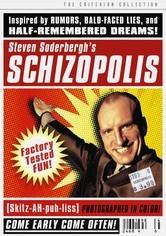 Rent Schizopolis on DVD