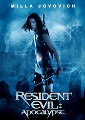 Rent Resident Evil: Apocalypse on DVD