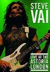 Rent Steve Vai: Live at the Astoria on DVD