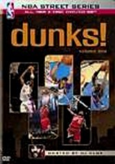 Rent NBA Street Series: Dunks!: Vol. 1 on DVD