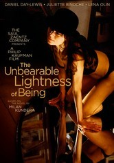 Rent The Unbearable Lightness of Being on DVD