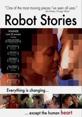 Rent Robot Stories on DVD