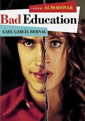 Rent Bad Education on DVD