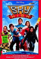 Rent Sky High on DVD