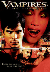 Rent Vampires: The Turning on DVD