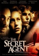 Rent The Secret Agent on DVD