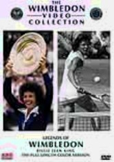 Rent Legends of Wimbledon: Billie Jean King on DVD