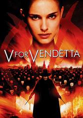 Rent V for Vendetta on DVD