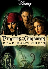 Rent Pirates of the Caribbean: Dead Man's Chest on DVD