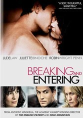 Rent Breaking and Entering on DVD