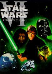Rent Star Wars: Return of the Jedi on DVD
