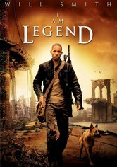 Rent I Am Legend on DVD