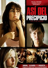 Rent Así del Precipicio on DVD