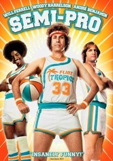 Rent Semi-Pro on DVD