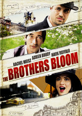 Rent The Brothers Bloom on DVD