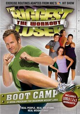 Rent The Biggest Loser: Boot Camp on DVD