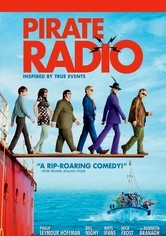 Rent Pirate Radio on DVD