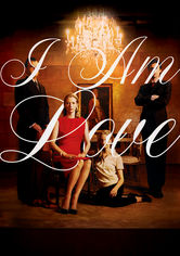 Rent I Am Love on DVD
