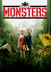 Rent Monsters on DVD