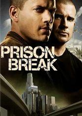 Rent Prison Break on DVD