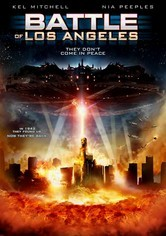 Rent Battle of Los Angeles on DVD