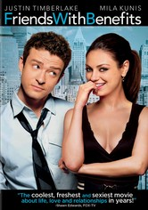 Rent Friends with Benefits on DVD