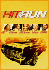 Rent Hit & Run on DVD