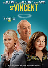 Rent St. Vincent on DVD