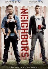 Rent Neighbors on DVD