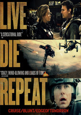Rent Edge of Tomorrow on DVD