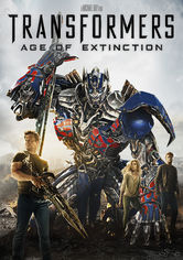 Rent Transformers: Age of Extinction on DVD