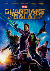 Rent Guardians of the Galaxy on DVD