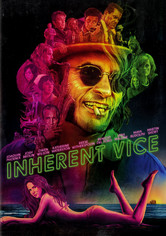 Rent Inherent Vice on DVD