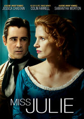 Rent Miss Julie on DVD