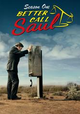 Rent Better Call Saul: Season 1 on DVD