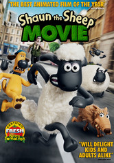 Rent Shaun the Sheep Movie on DVD